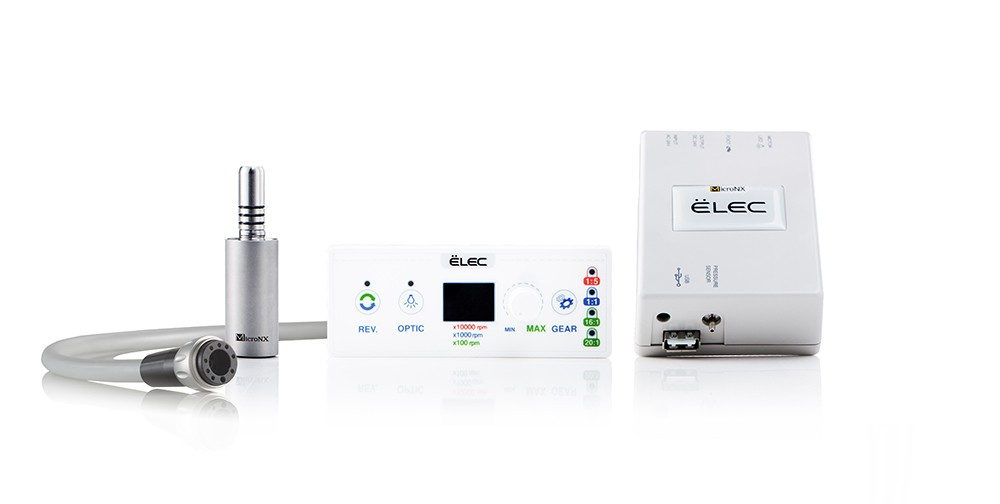 ELEC LED панель инструментов